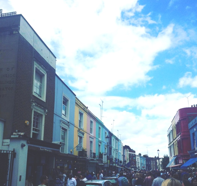 Portobello Road Markets