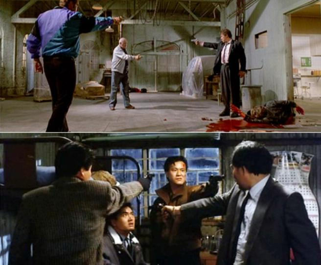Creativity and Originality - Reservoir Dogs/City on Fire comparison - Storypick