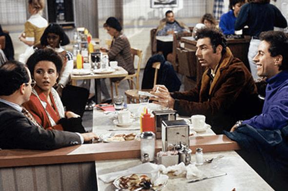 Image: Seinfeld Monks, RantNOW